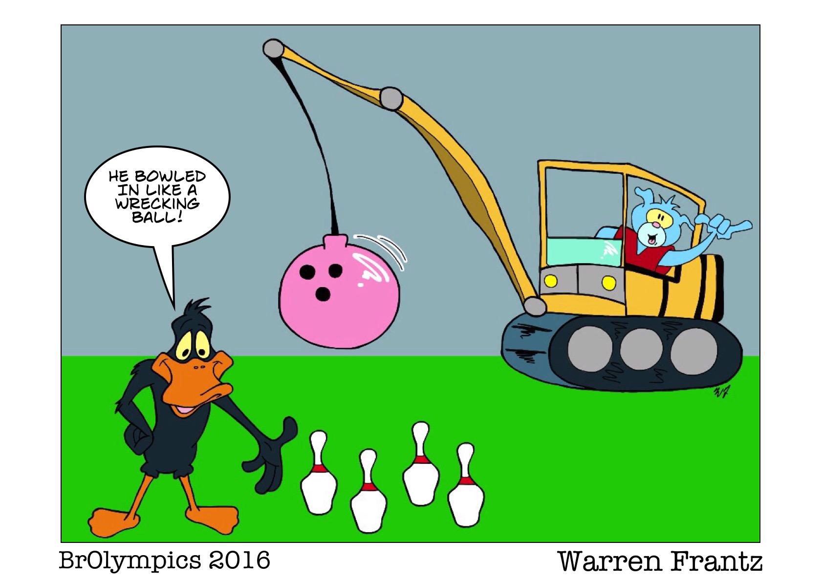 BrOlympics Bowling