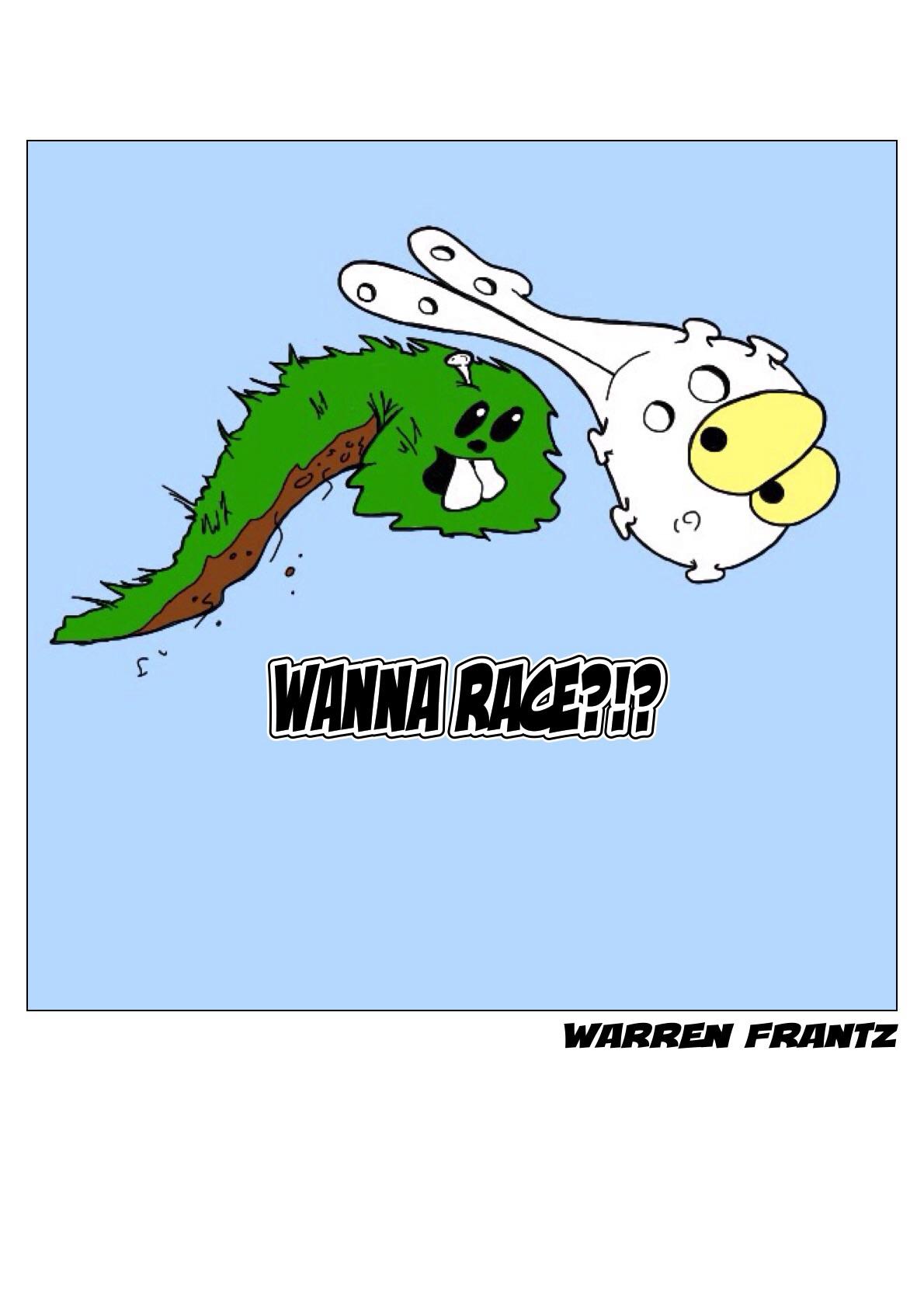 Wanna Race