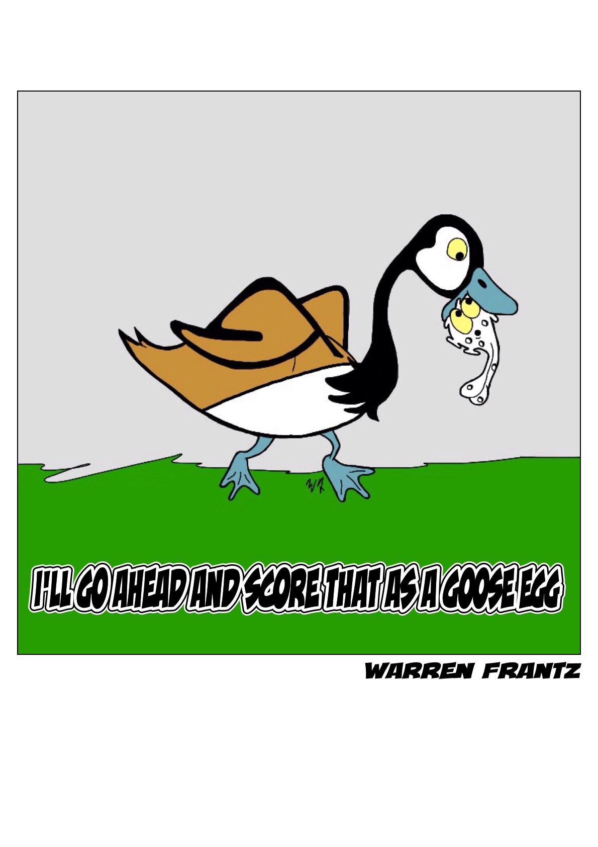 Scoring Is For The Birds