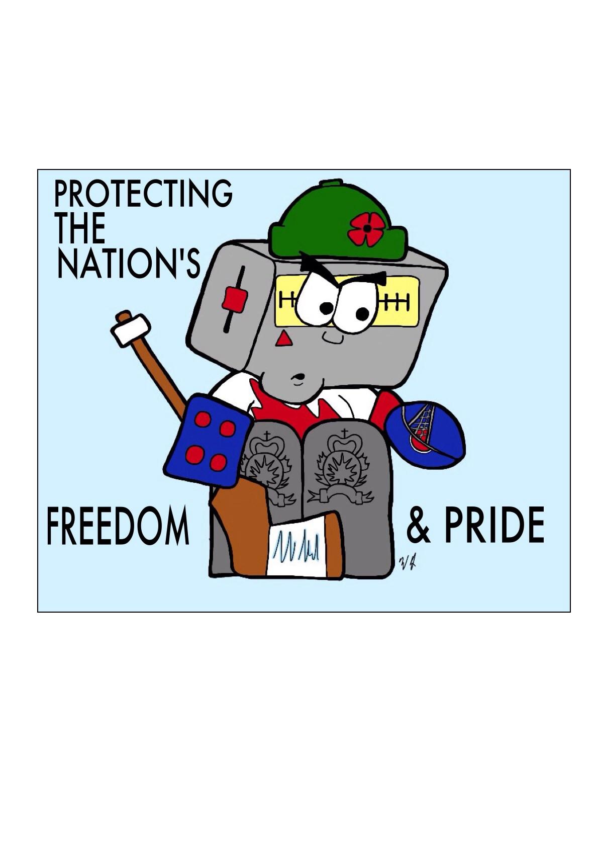 Freedom & Pride