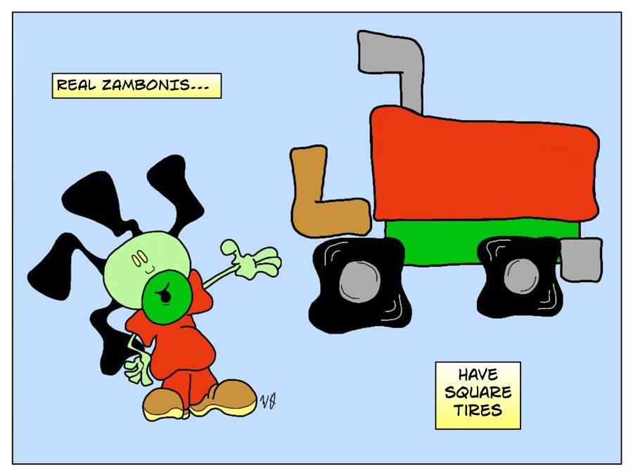 REal Zambonis
